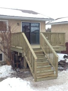 D.O.C.  Fences and Decks- taking spring bookings Edmonton Edmonton Area image 6