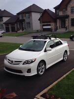 Toyota Corolla XRS 2011