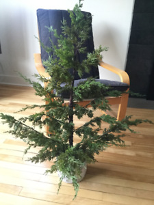 Restoration Hardware Faux Juniper Potted Tree