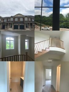 Brand New Townhouse For Rent @ Dundas & 8th Line Oakville