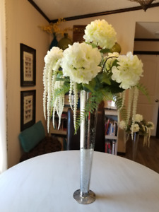 25 Tall Wedding Center Pieces