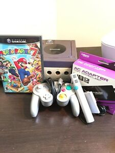 GameCube for Sale with Mario Party 7