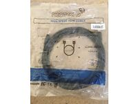 HDMI Lead cable 5m brand new in sealed packet