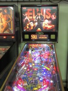 PINBALL ELVIS GOLD West Island Greater Montréal image 2