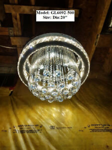 Brand New Chandeliers / Luxurious Lights With Best Price In Town