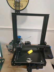 3D printer - Creality Ender 3 V2 with BLTouch Auto Bed Levelling Kit