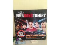Big Bang theory trivia table game