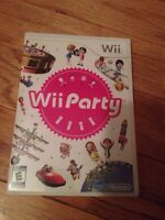 Wii party ses neuf