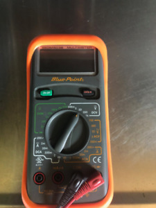 Blue Point / Snap On Multimeter