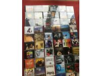 Over 90+ CD collection bundle Cds including Robbie Coldplay Ed Sheerin Killers George Michael etc