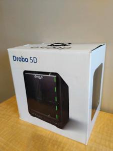 Drobo 5D storage array - up to 32TB