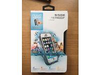 Nuud waterproof iPhone 5 cover