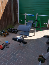 Complete bodybuilding kit
