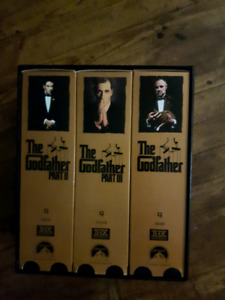The Godfather box set