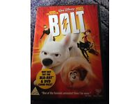 Bolt kids dvd