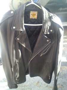 Leather jacket Hard Rock Cafe from Berlin Germany
