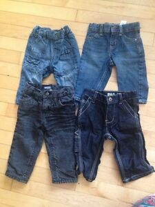 6 month boy lot 19 pieces 10$!