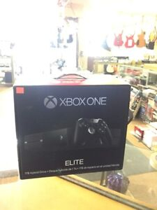 Xbox one new in box