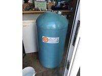 Water cylinder