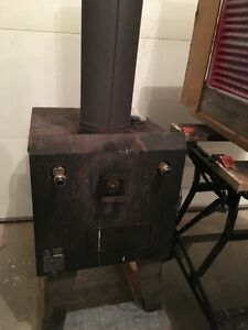 Wood stove (Sold) Regina Regina Area image 3