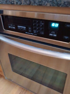 Kitchen Aid Cook top and built in convection oven