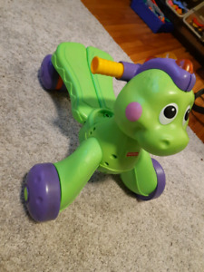 Baby walker or ride-on