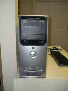 Windows 7 64-bit Home Premium, Dell Dimension Tower