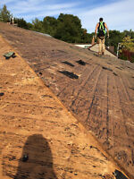 Free estimate for Re-roofing & Roof repair, 10 years experience