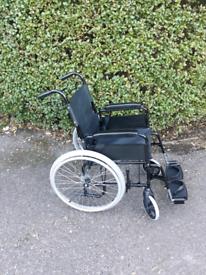 """Lomax S/P Wheelchair 17""""x17"""