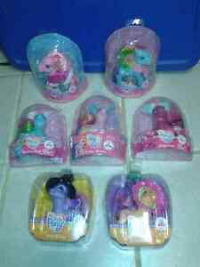 New in package My little ponies