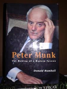 Peter Munk Barrick Gold Founder Biography