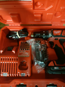 "Milwaukee M18  1/2"" compact hammer drill / driver kit NEW"