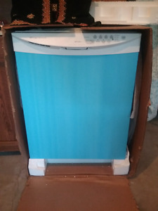 Brand new Frigidaire white dishwasher
