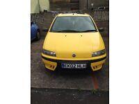 Fiat punto sport 1.2 16v