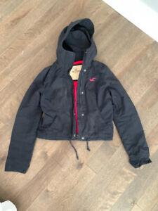 Hollister fall/winter jacket