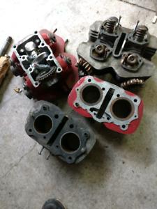 Honda 350 engine parts