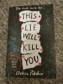 'This Lie Will Kill You' by Chelsea Pitcher
