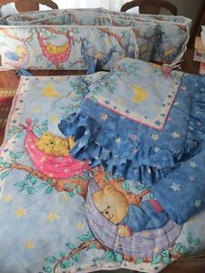 Crib Bedding Set Sarnia Sarnia Area image 3
