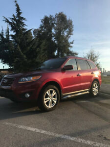 2010 Hyundai Santa Fe Limited AWD Local BC vehicle