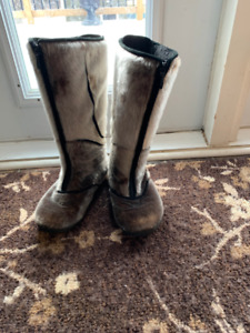 Sealskin Boots