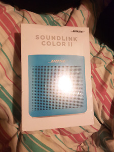 Bose SoundLink color 2 Bluetooth speaker