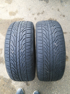 Hancook V4es 235/50ZR18 (two in great cond.)