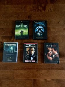 Lot de films (horreur) - Movie lot (horror)