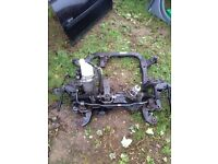 Astra h 1.9 cdti z19dth sub frame with extras 07594145438