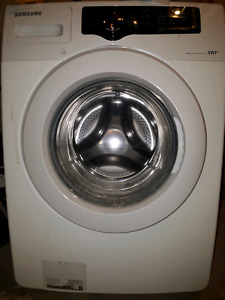 Samsung 4cu ft front load washer