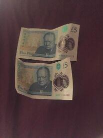 Collectible money