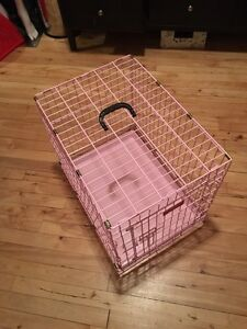Dog or cat cage crate. Cage a Chien ou chat