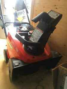 Snowblower - Snapper Nearly New!