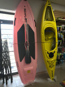 Kayaks and Paddle Boards!