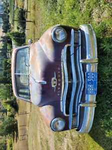 1950 Plymouth Super Deluxe